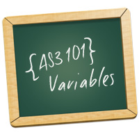 AS3 101: Variables – Basix