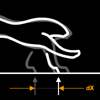 Animate a Continuous Quad Run Cycle With Flash