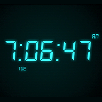 Create an Attractive Digital Clock in Flash